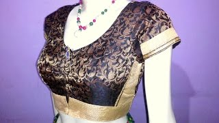 Download Body cut blouse drafting, cutting and stitching step by step tutorial (ENGLISH SUBTITLE) 3Gp Mp4