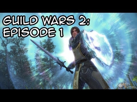 L'aventure suivie Guild Wars 2 de MrBboy45 | Episode 1