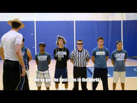 Crazie Boot Camp with Marshall Plumlee