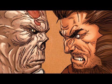 Marvel knights wolverine vs sabertooth