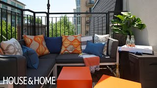 Exterior Design – 6 Tips For A Weekend Balcony Makeover