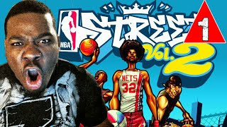 NBA Street Vol 2 Gameplay Walkthrough Part 1 - I'LLBe Sucka - Lets Play NBA Street Vol 2