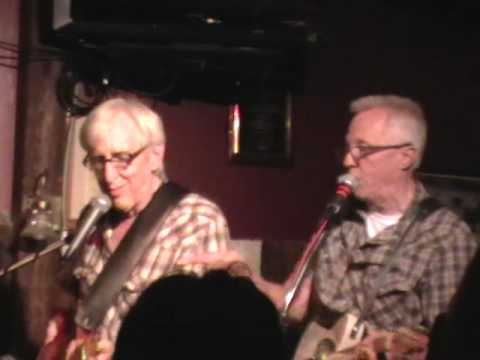 Working on the Midnight Shift; Bill Kirchen and John Tichy