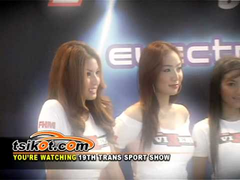 19th Trans Sport Show - Sexy Girls *full Version* (by Tsikot) video