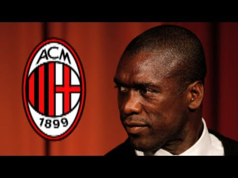 Clarence Seedorf Retires, AC MIlan Manager!