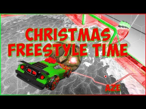 FREESTYLE TIME #8 SPECIAL CHRISTMAS [ ROCKET LEAGUE ] FR