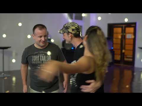 ZoukTime2018 Social Dances v52 with Natasha Honza & Pablo ~ Zouk Soul