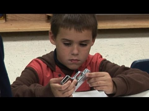 Hidden Camera Experiment: Young Kids Drawn To Guns video