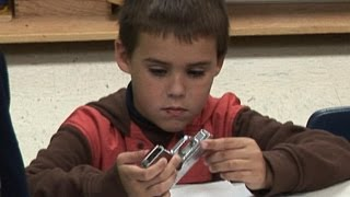 Hidden Camera Experiment: Young Kids Drawn to Guns | Hidden America: Young Guns (World News)