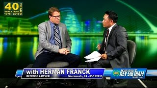 SUAB HMONG TALKSHOW:  Interviewed Attorney Herman Franck on Hmong and USA cases