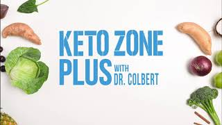 KETO ZONE PLUS with DR. Colbert at ShopHQ