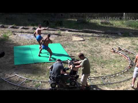 Recreating An Ancient Pankration Match in Tuscany (Vlog) Image 1