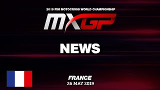 Qualifying Highlights - MXGP of France 2019 #Motocross