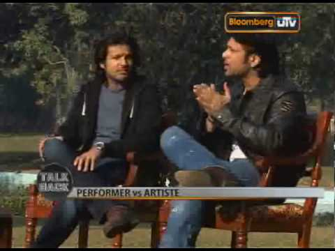 Talk Back with Amaan and Ayaan Ali Khan Seg 2 Video