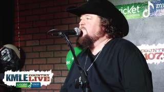 KMLE Live - Colt Ford - Dirt Road Anthem