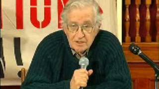 Noam Chomsky:   Israel - Servant to US Empire