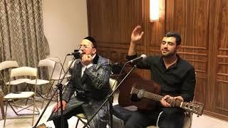 "Lipa Schmeltzer And Ishay Ribo Singing The Great Hit ""Nafshi"" ""ליפא שמלצר וישי ריבו שרים הלהיט ""נפשי"
