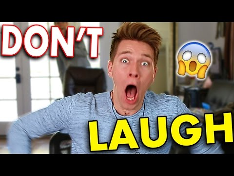 *IMPOSSIBLE CHALLENGE* Try NOT to LAUGH or GRIN While Watching This | Collins Key