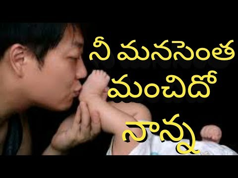 Nanna Nanna Telangana Folk Video song / Fathers  songs