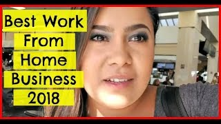 How To Make Money Online Working From Home 2017 & 2018- Best Work From Home Based Business 2018