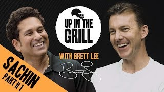 'Up in the Grill' with Sachin Tendulkar // Part 1