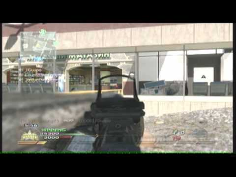Call of Duty Modern Warfare2 Terminal FAL 24-2