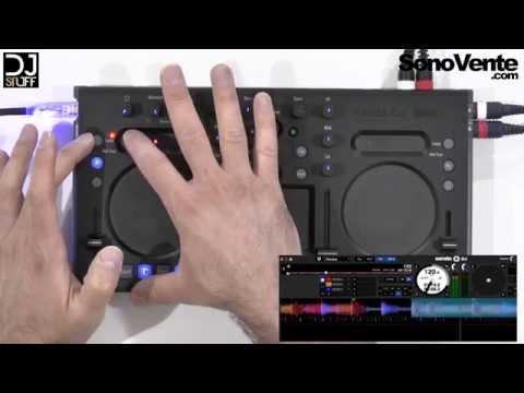 Demo Korg Kaoss DJ