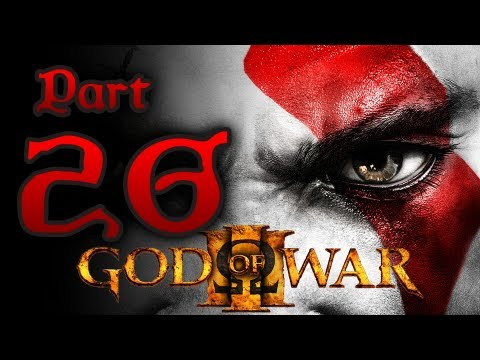 God Of War III HD – Zeus pt1