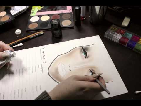 Speed Face Chart
