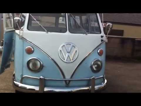1975 VOLKSWAGEN SPLITSCREEN BUS REVIEW