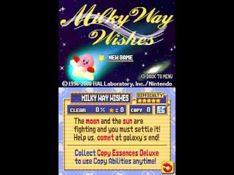 Kirby Super Star Ultra How To Get Milky Way Wishes 117