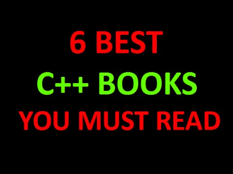 6 Best C++ Books You Must Read