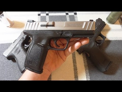 Smith & Wesson SD9VE Plaid Review
