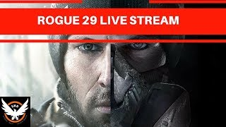 The Division - ROGUE 29 LIVE! Old School PVP Fun
