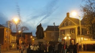 Salem Massachusetts Halloween Happenings 2012