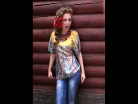 Новая фотосессия Марины Девятовой