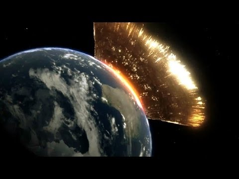 Discovery Channel - Miracle Planet - Large Asteroid Impact Simulation