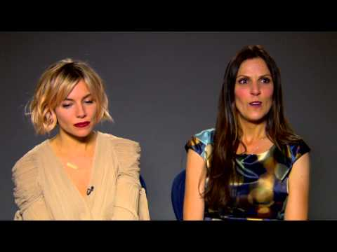 American Sniper: Sienna Miller & Taya Kyle Official Movie Interview