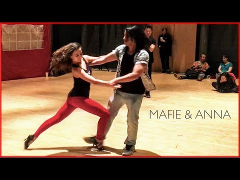 Neo Zouk Dance by Mafie Zouker & Anna Vozhevskaia at the Canada Zouk Congress