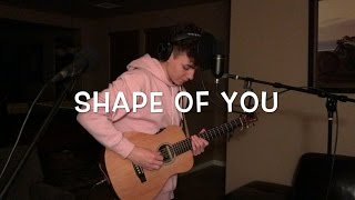 Ed Sheeran - Shape of You (Acoustic Loop Pedal Cover)
