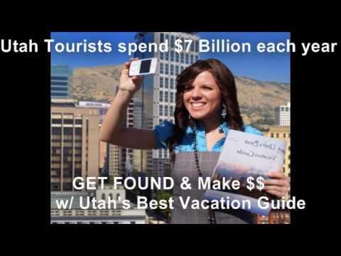 Utahs Best Vacation Guide Magazine