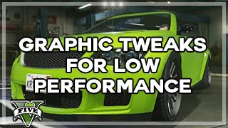 [GTA V] Graphic Tweaks for Low Performance / ATI Radeon HD 5670