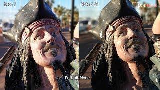 Redmi Note 7 vs Redmi Note 5 Camera Comparison - This Will Surprise You!