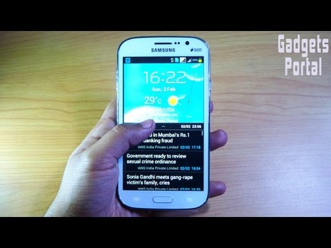 Samsung GALAXY GRAND Duos I9082 Full REVIEW. TIPS and TRICKS. Helps -Gadgets Portal SPECIAL