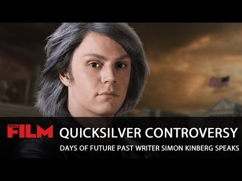 X-Men: Days Of Future Past Quicksilver controversy: writer Simon Kinberg speaks