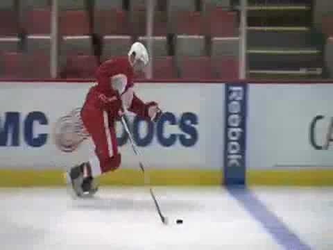 Sheahan makes Joe Louis debut at rookie camp