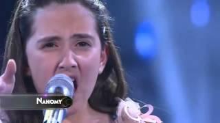 Nahomy - My Heart Will Go On (la Academia Kids)