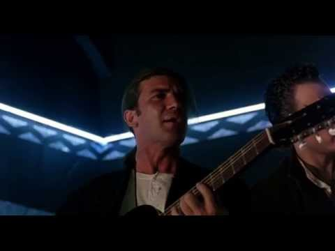 Desperado - Antonio Banderas & Los Lobos - Cancion