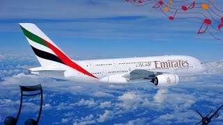 NEW! Emirates Airline boarding music/song 2014 [FULL VERSION]