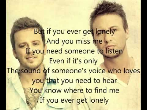 Love and Theft - If You Ever Get Lonely with Lyrics